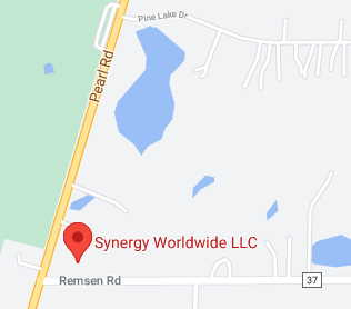 Map showing location on corner of Pearl Rd and Remsen Rd